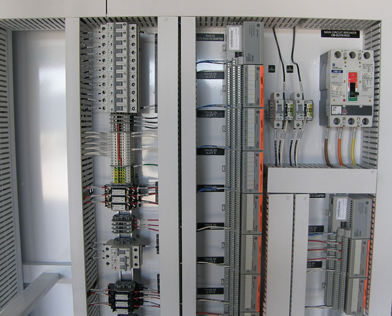 Central Valley Electric :: UL Listed Panels